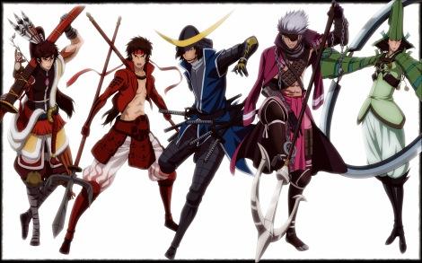 Anime-Sengoku-Basara